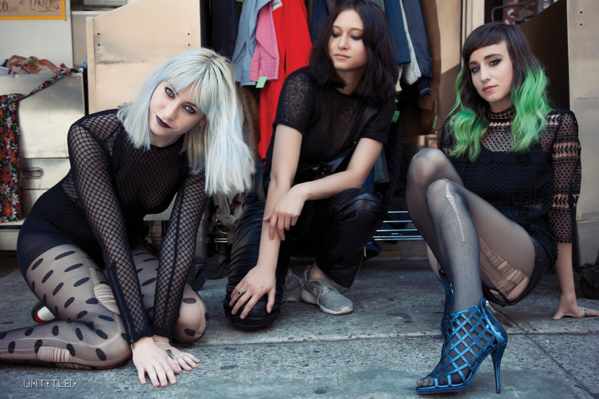 Potty Mouth - Photographed for The Untitled Magazine by Indira Cesarine