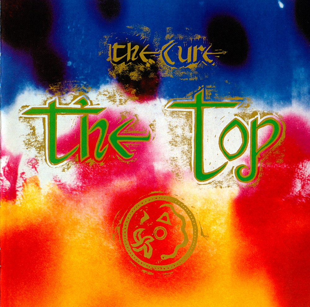 'The Top' album cover.