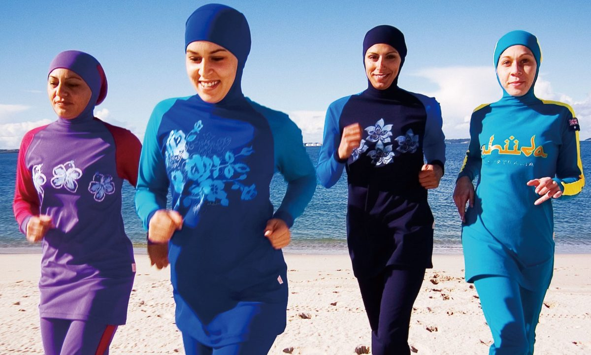 burkini-on-beach