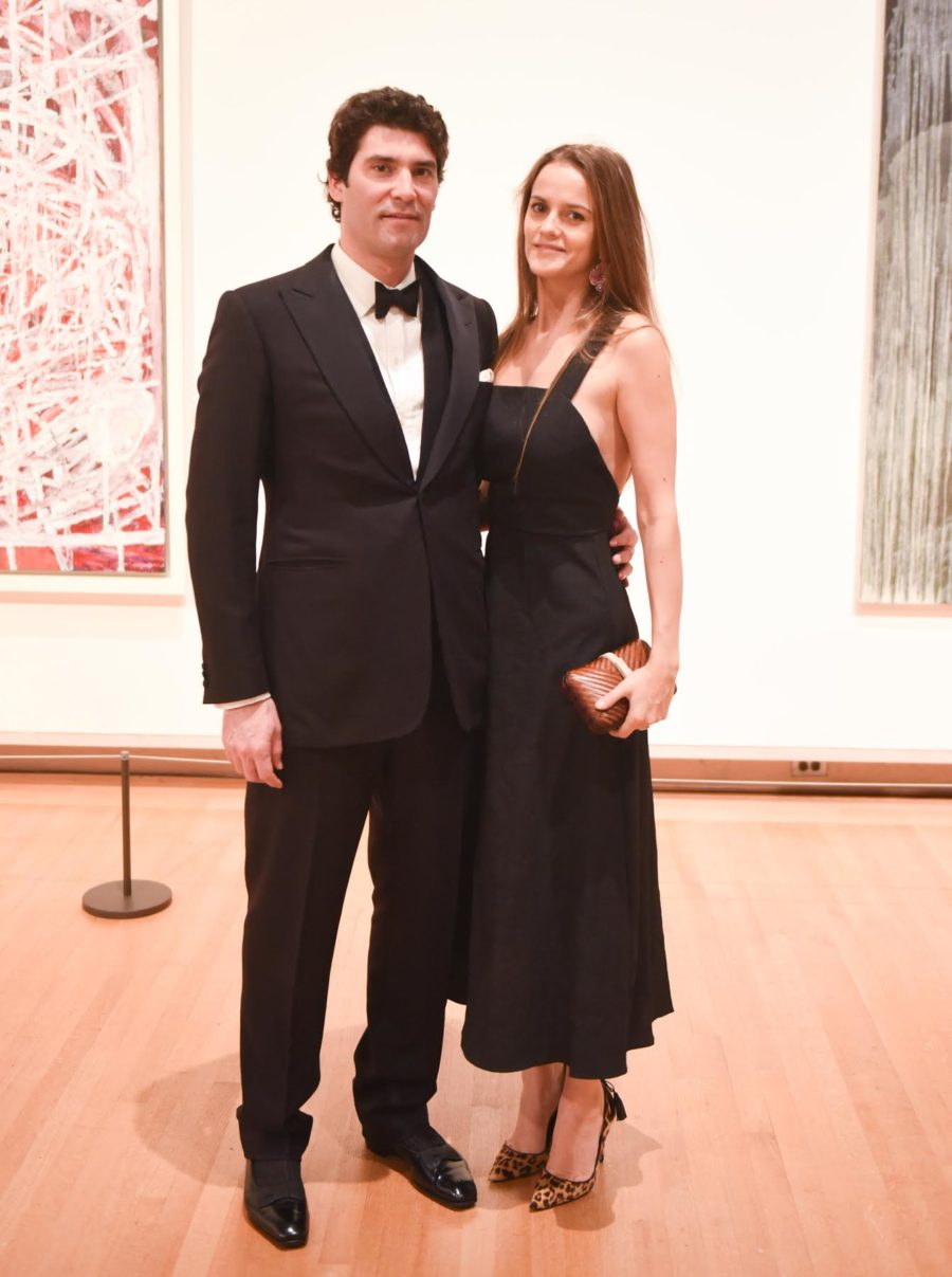 Alejandro Santo Domingo & Charlotte Wellesley Courtesy of The Metropolitan Museum of Art / BFA.com