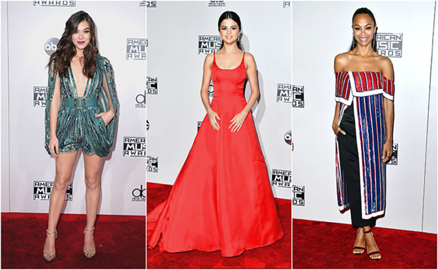 Best Dressed 2016 AMAs