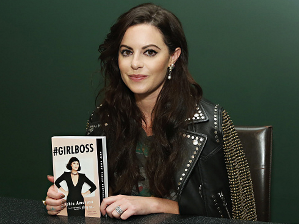 Sophia Amoruso of Nasty Gal, image courtesy of Getty/Cindy Ord.