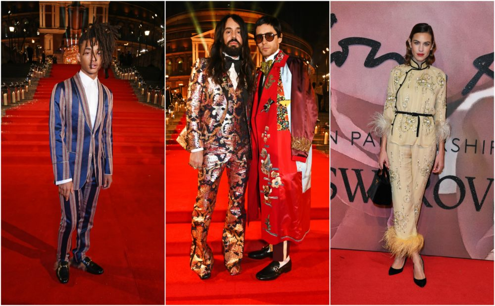 the-fashion-awards-2016-jaden-smith-alessandro-michele-jared-leto-alexa-chung