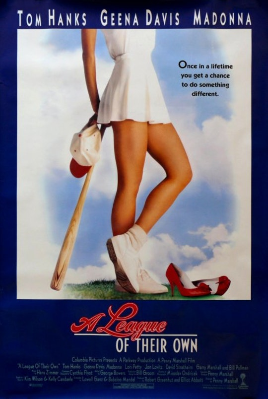 A League of Their Own, Movie Poster