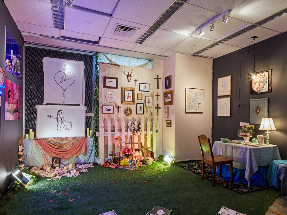 The Best Booths At Spring Break Art Show 2018 The Untitled Magazine