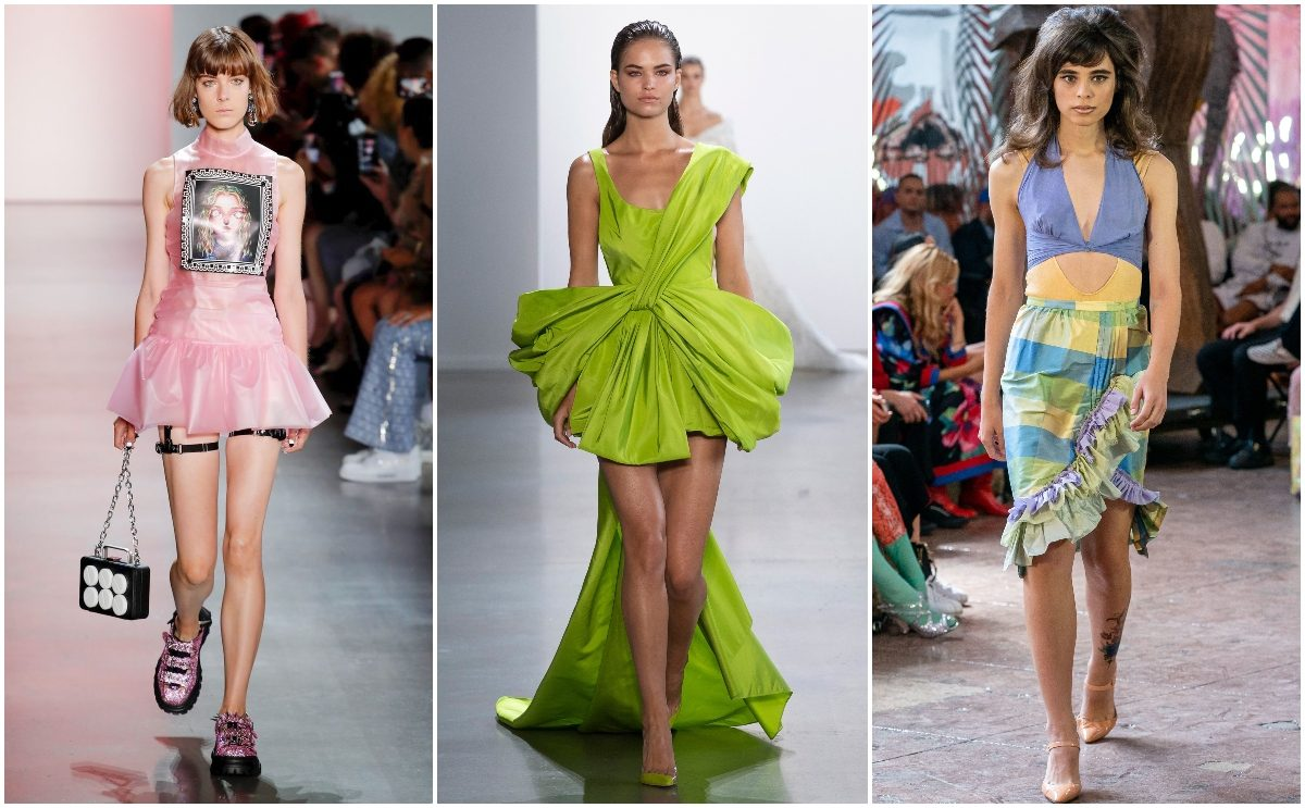 Spring Cocktail Dresses 2020.Nyfw Spring Summer 2020 Collections On Our Radar The