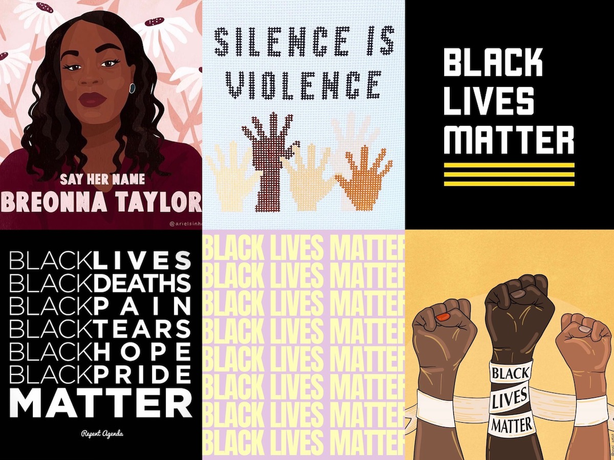 A Revolution In Hashtags The History Of Blacklivesmatter Sayhername And Why Alllivesmatter Is Offensive The Untitled Magazine