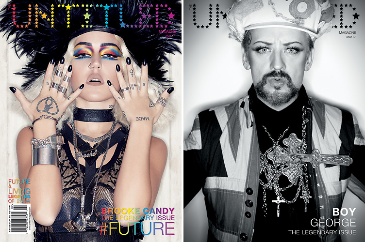 The Untitled Magazine - Issue 7 - Brooke Candy