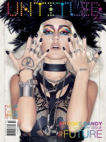 The Untitled Magazine - Issue 7 Brooke Candy