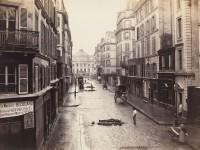 Charles Marville, Rue de Constantine