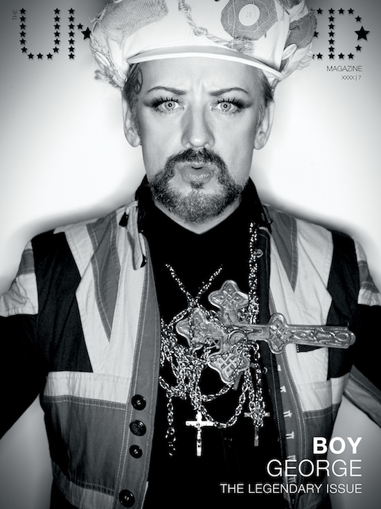 The Untitled Magazine - Issue 7 - Boy  George